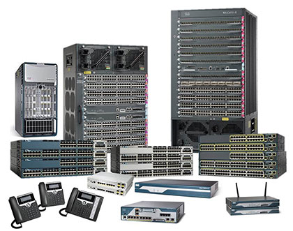 cisco gama productos zoostock