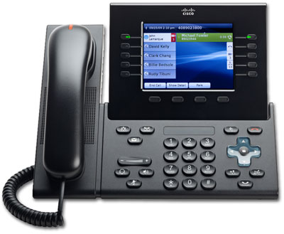 cisco voice and communications telefonia IP