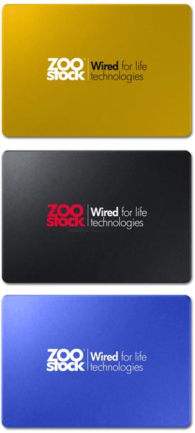 SSD disk zoostock