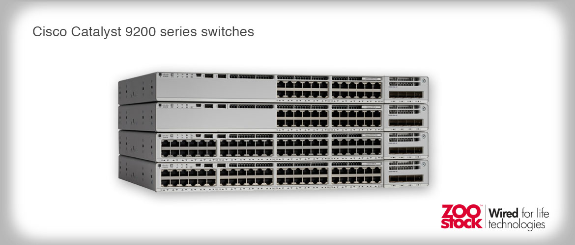 Catalyst 9200, el nuevo switch de Cisco