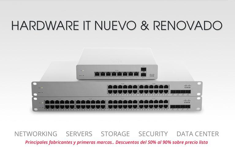 Hadware IT Nuevo & Renovado