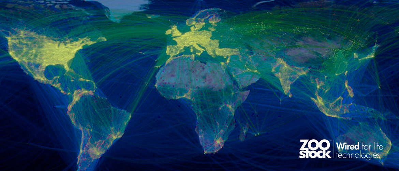 En España, el tráfico IP se multiplicará por tres entre 2017 y 2022