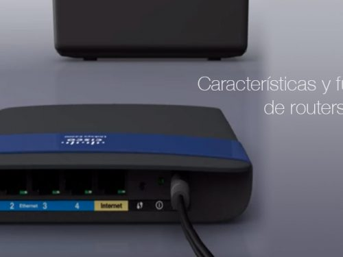 Cómo son los routers CISCO