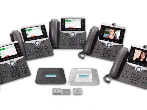 Cómo son los teléfonos CISCO