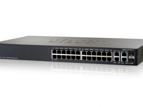 Cisco continúa liderando el mercado de switch Ethernet