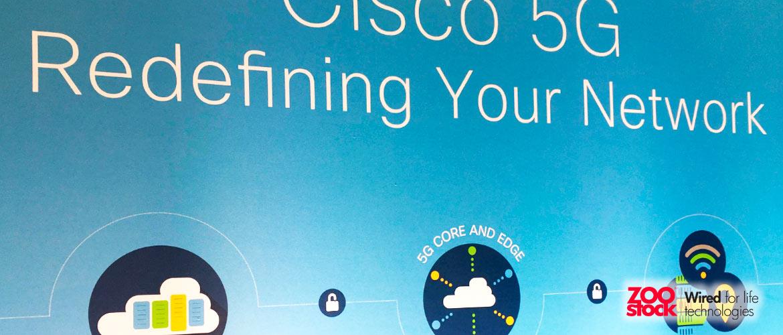 5G: un área prioritaria para Cisco