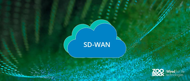 Aumentar la capacidad WAN con la tecnología SD-WAN