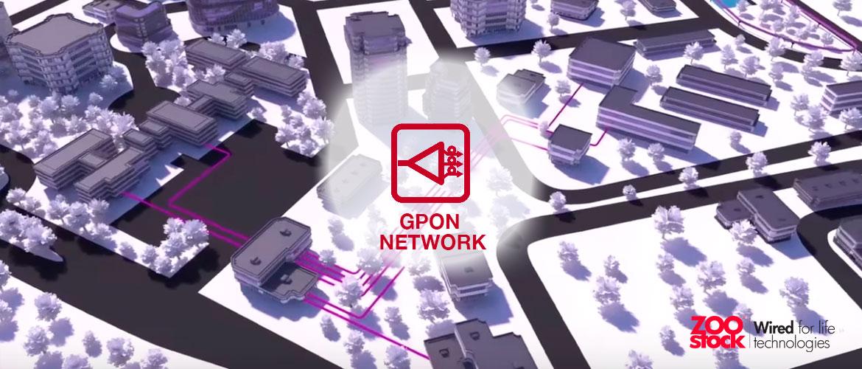 La importancia de GPON en la conexión de fibra óptica FTTH