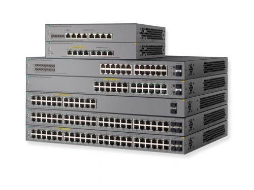 ¿Cuáles son los mejores modelos de switches HP procurve?