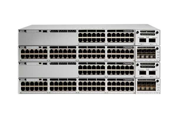 Cisco Switches - Routers