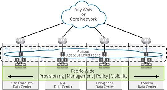 Core Networks Pluribus