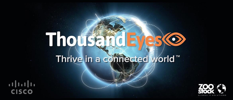 Cisco adquiere Thousand Eyes: más rendimiento de la red y sus aplicaciones